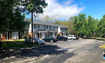 Building, 506 S Oliver St, 1