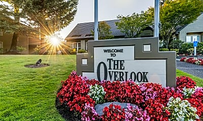 Community Signage, The Overlook at Murrayhill, 1
