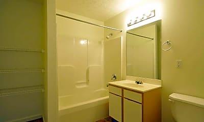 Bathroom, Monteray Place, 2