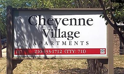 Cheyenne Village, 1