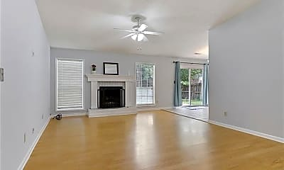 Living Room, 4830 Roswell Mill Dr, 1