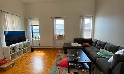 Living Room, 550 2nd St 4, 1
