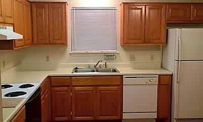Kitchen, 1315 Delmar St, 1
