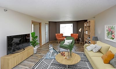 Cottonwood Apartment Homes, 1