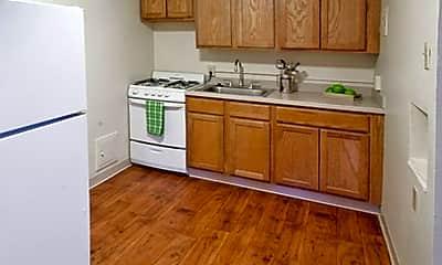Kitchen, 1200 Pearl St, 1