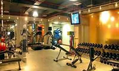 Fitness Weight Room, 303 W 28th St, 2
