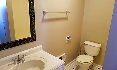 Bathroom, 1124 9th Ave, 1