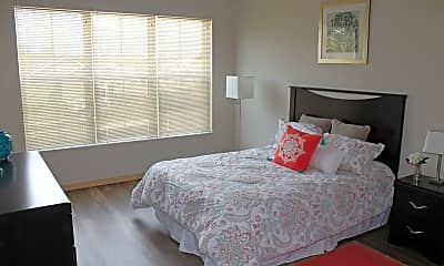 Bedroom, Elan Apartments, 2