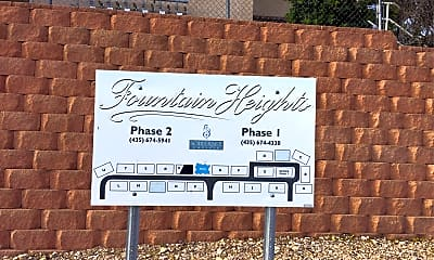 Fountain Heights Apartments, 1