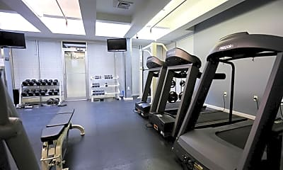 Fitness Weight Room, 190 E 7th Street, 1