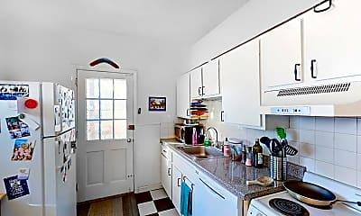 Kitchen, 3 Calvin Street, Unit 2, 1