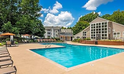 Pool, Colonial Village At Chase Gayton, 0