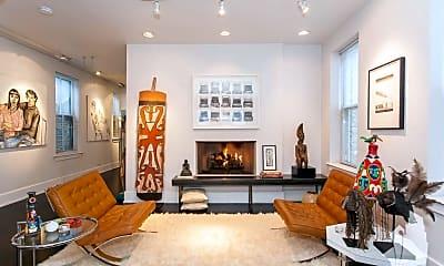 Living Room, 1746 W Crystal St, 1