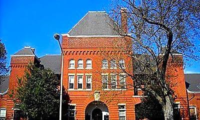 Building, 1436 East Capitol St NE 1436, 0