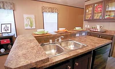 Kitchen, College Heights, 1