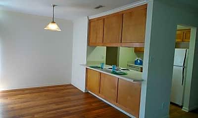 Kitchen, Castlewood Apartments, 0