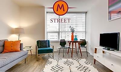 Living Room, M Street, 0