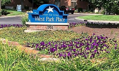 West Park Place, 1