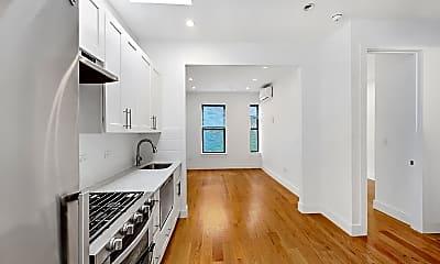 Kitchen, 259 Rogers Avenue, #3R, 1