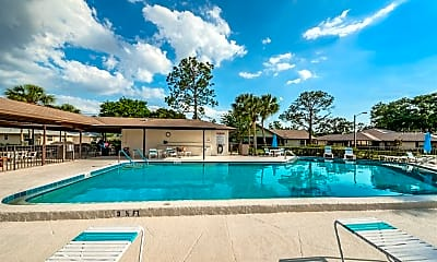 Pool, 1406 Stonehaven Ln, 2