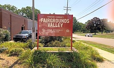 Fairgrounds Valley, 1