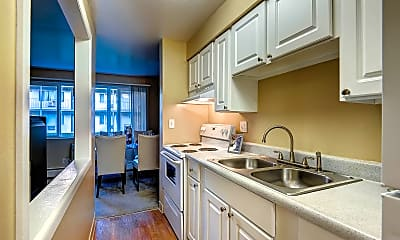 Kitchen, Park Place at Expo, 0
