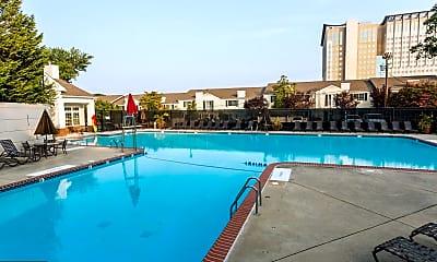 Pool, 1171 N Van Dorn St, 2