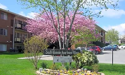South Roanoke Apartment Village, LLC, 2