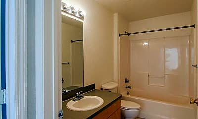 Bathroom, Contemporary Housing Alternatives of Florida, Inc- Northside Group, 2