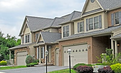 Building, Glenbrook Town Homes at Pleasant View, 1