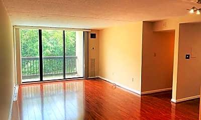 Living Room, 6300 Stevenson Ave 311, 1