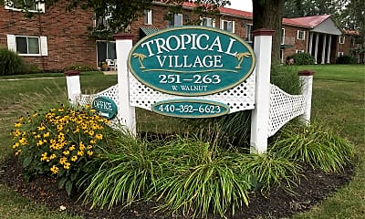 Tropical Village Apartments, 1