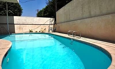 Pool, 4414 Woodman Avenue, 2
