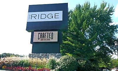The Ridge, 1