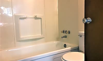 Bathroom, Buccaneer Apartments, 2