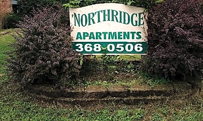 Northridge Apartments, 1
