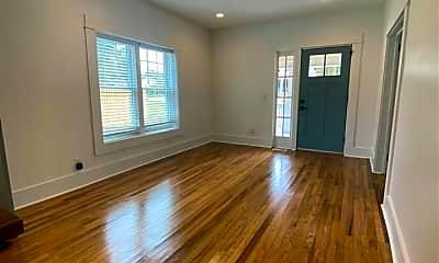 Living Room, 1706 Fayetteville St, 1