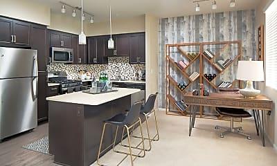 Kitchen, Valentia Apartment Homes, 1