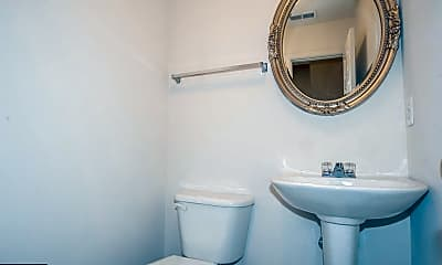 Bathroom, 6115 Les Dorson Ln, 2