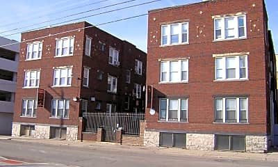Building, The Triad Apartments, 0