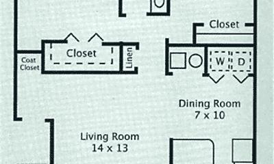 Building, 1790 W 700 N, 2