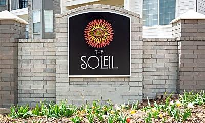Soleil, 1