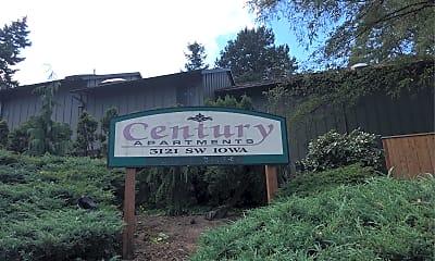 Century Apartments, 1