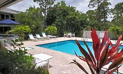 Pool, 8227 SE Croft Circle, 2