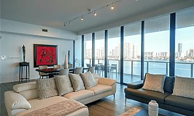 Living Room, 5500 Island Estates Dr, 1