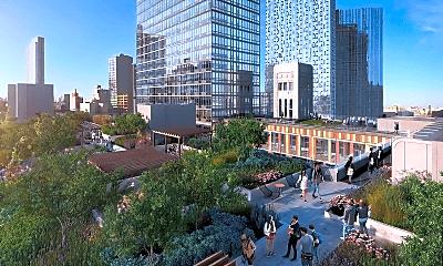 Building, 43-18 Queens St, 2