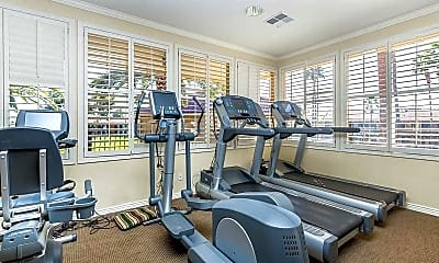 Fitness Weight Room, Mesa Royale a 55+ Community, 1