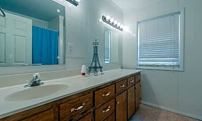 Bathroom, Room for Rent -  a 4 minute walk to bus 86, 0