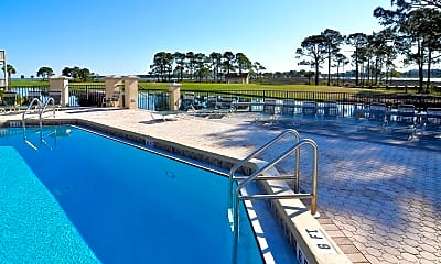 Pool, 906 Harbour Point Ln, 2