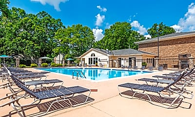 Pool, Canter Chase Apartments, 0